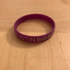Justin Bieber Never Say Never Bracelet